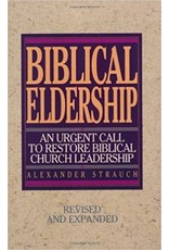 Strauch Biblical Eldership