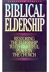 Strauch Biblical Eldership Booklet