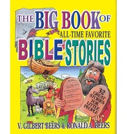 Beers The Big Book of All Time Favorite Bible Stories