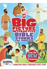 Big Picture Interactive Toddlers' NT Bible Stories, The