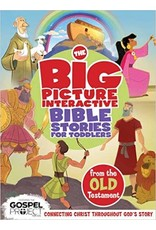 Big Picture Interactive Toddlers' OT Bible Stories, The