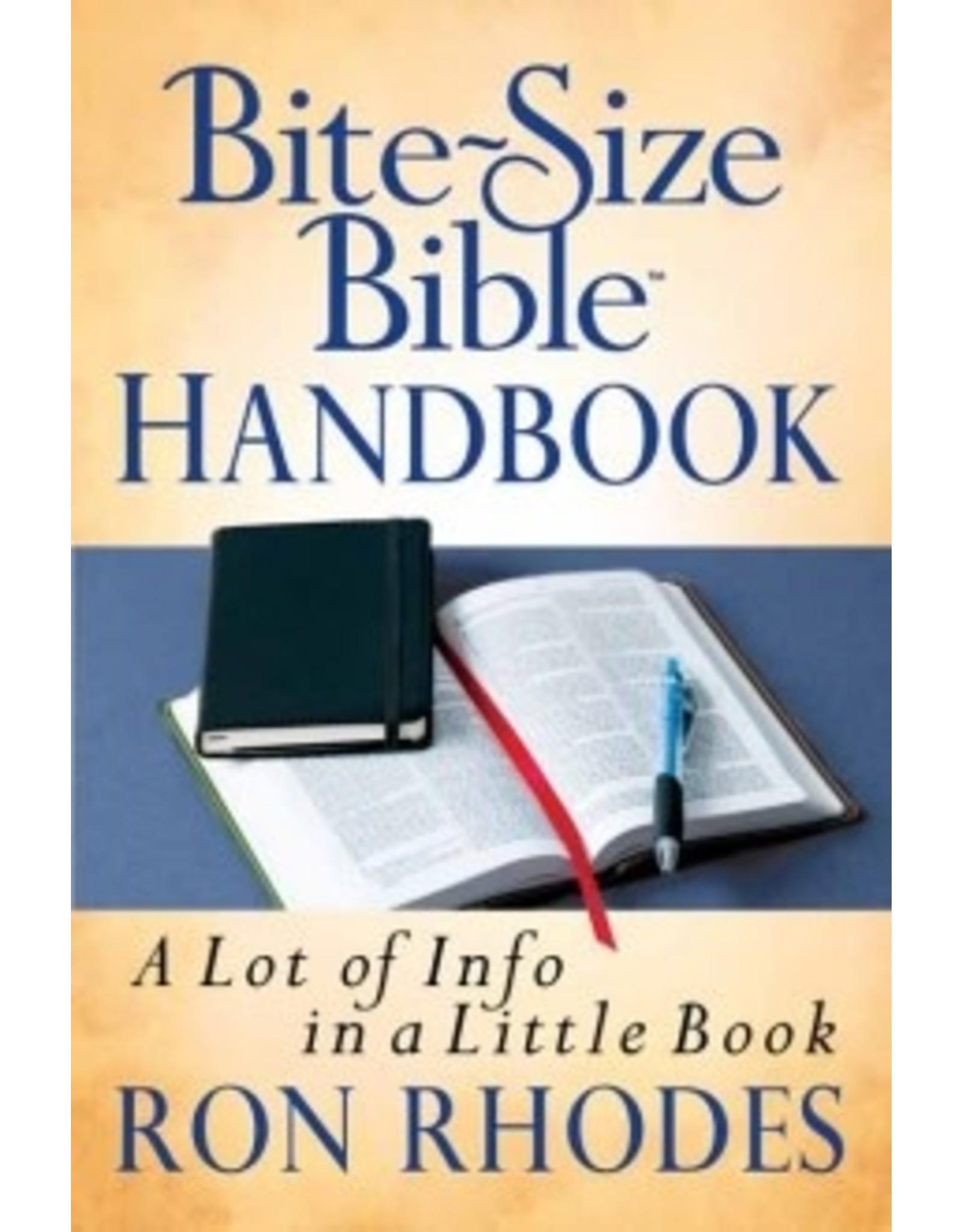 Rhodes Bite-Size Bible HandBook