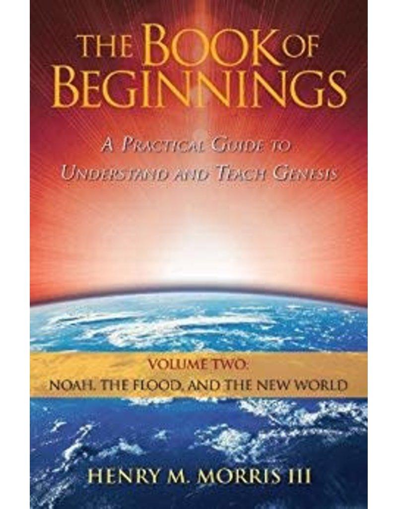 Mprris III Book of Beginnings The, Volume Two