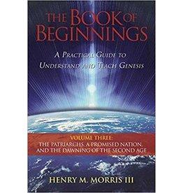 Morris III The Book of Beginnings, Volume Three