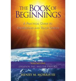 Morris III The Book of Beginnings, Volume One