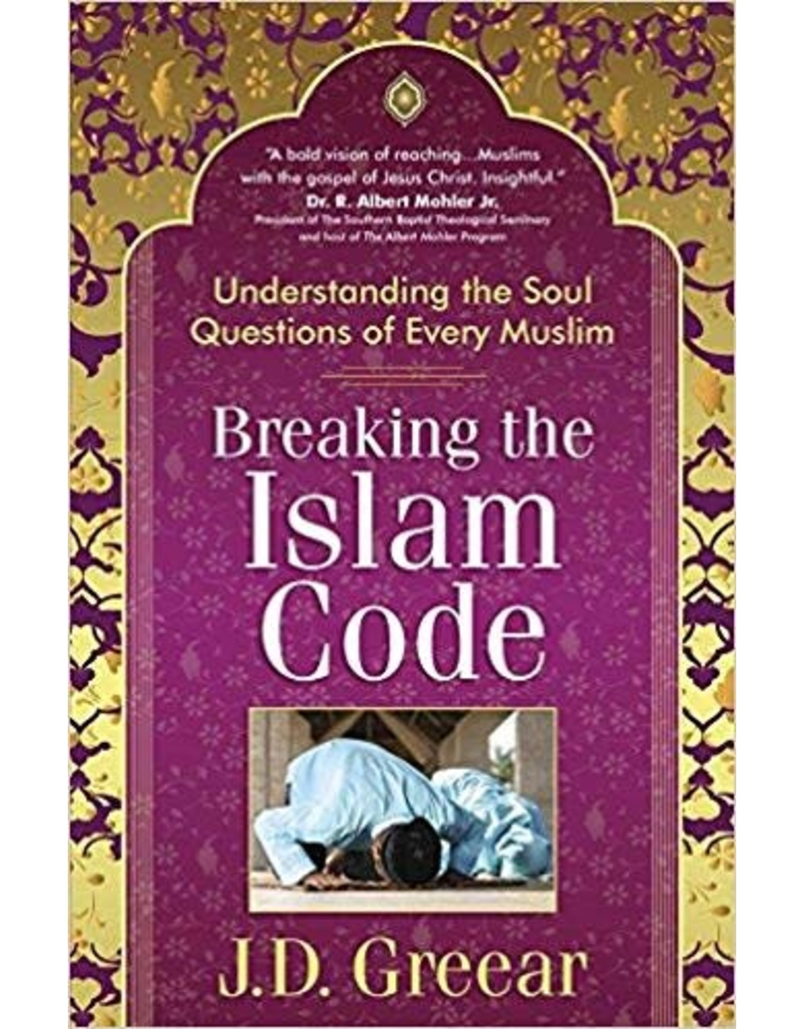 Greear Breaking the Islam Code