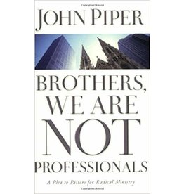 Piper Brothers We Are Not Professionals