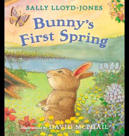 McPhail Bunny's First Sprint