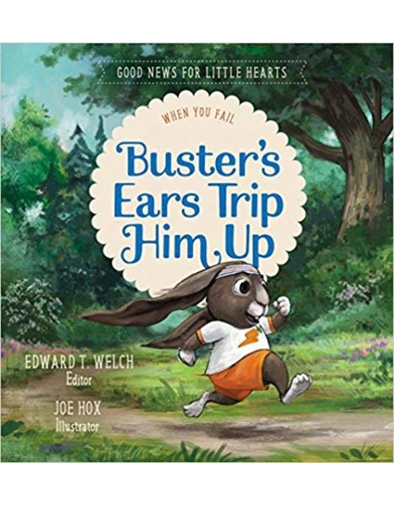 Welch Busters Ears Trip Him Up
