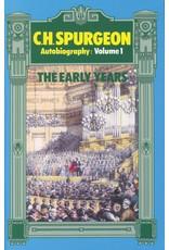 Spurgeon C H Spurgeon - The Early Years