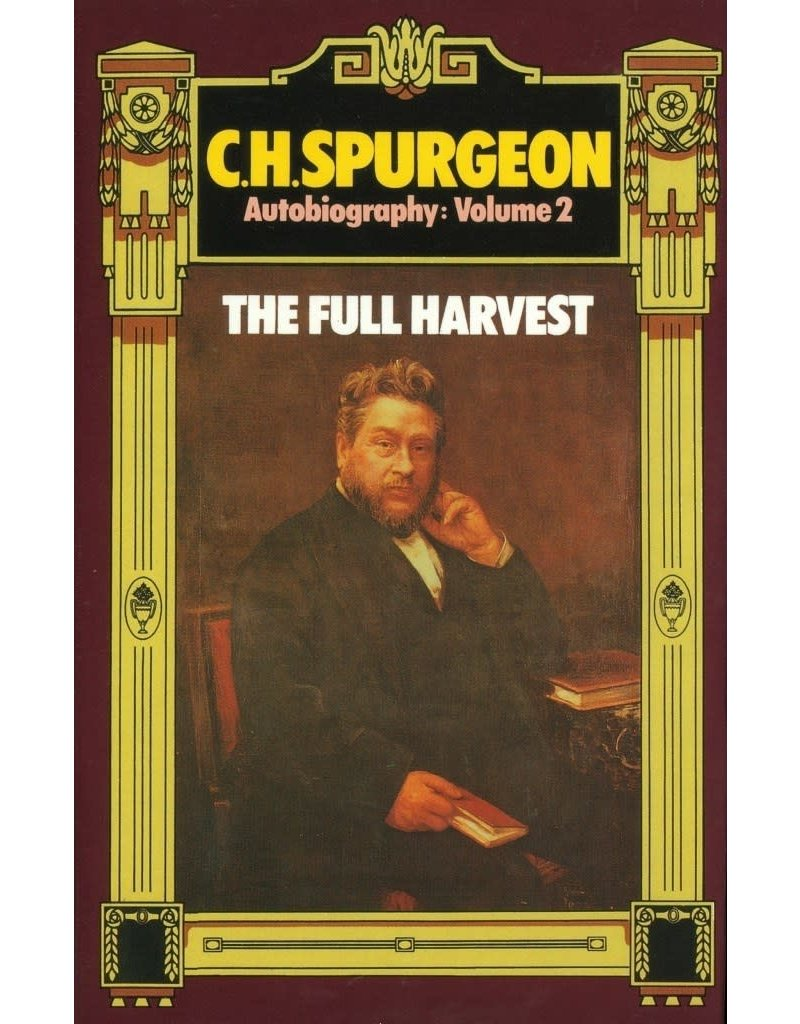 Spurgeon C H Spurgeon - The Full Harvest