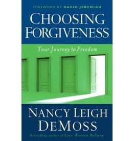 De Moss Choosing Forgiveness