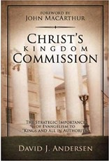 Andersen Christ's Kingdom Commission