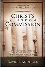 Andersen Christ's Kingdom Commission