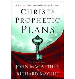 MacArthur Christ's Prophetic Plans