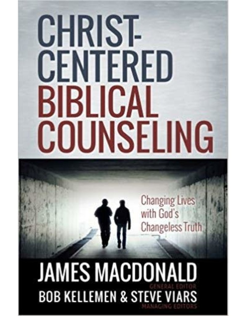 MacDonald Christ-Centred Biblical Counselling