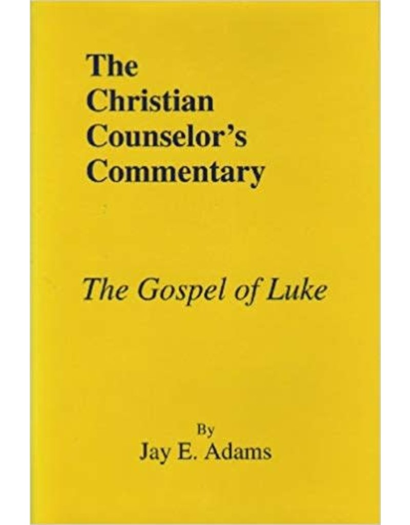 Adams Christian Couns.Commentary  Luke