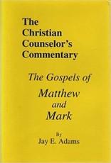 Adams Christian Couns.Commentary Matthew, Mark