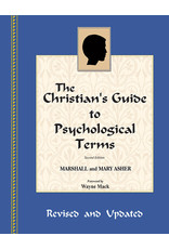 Asher Christian Guide to Psychological Terms - Revised and Updated