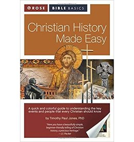 Jones Christian History Made Easy