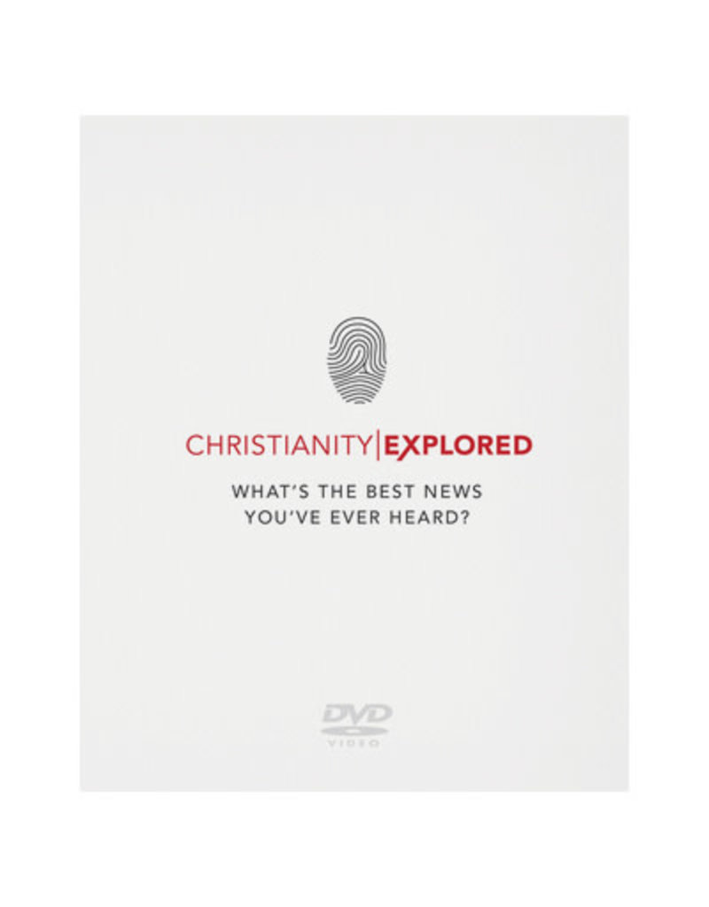 Tice Christianity Explored  DVD Series