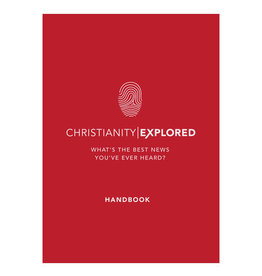 Tice Christianity Explored Handbook