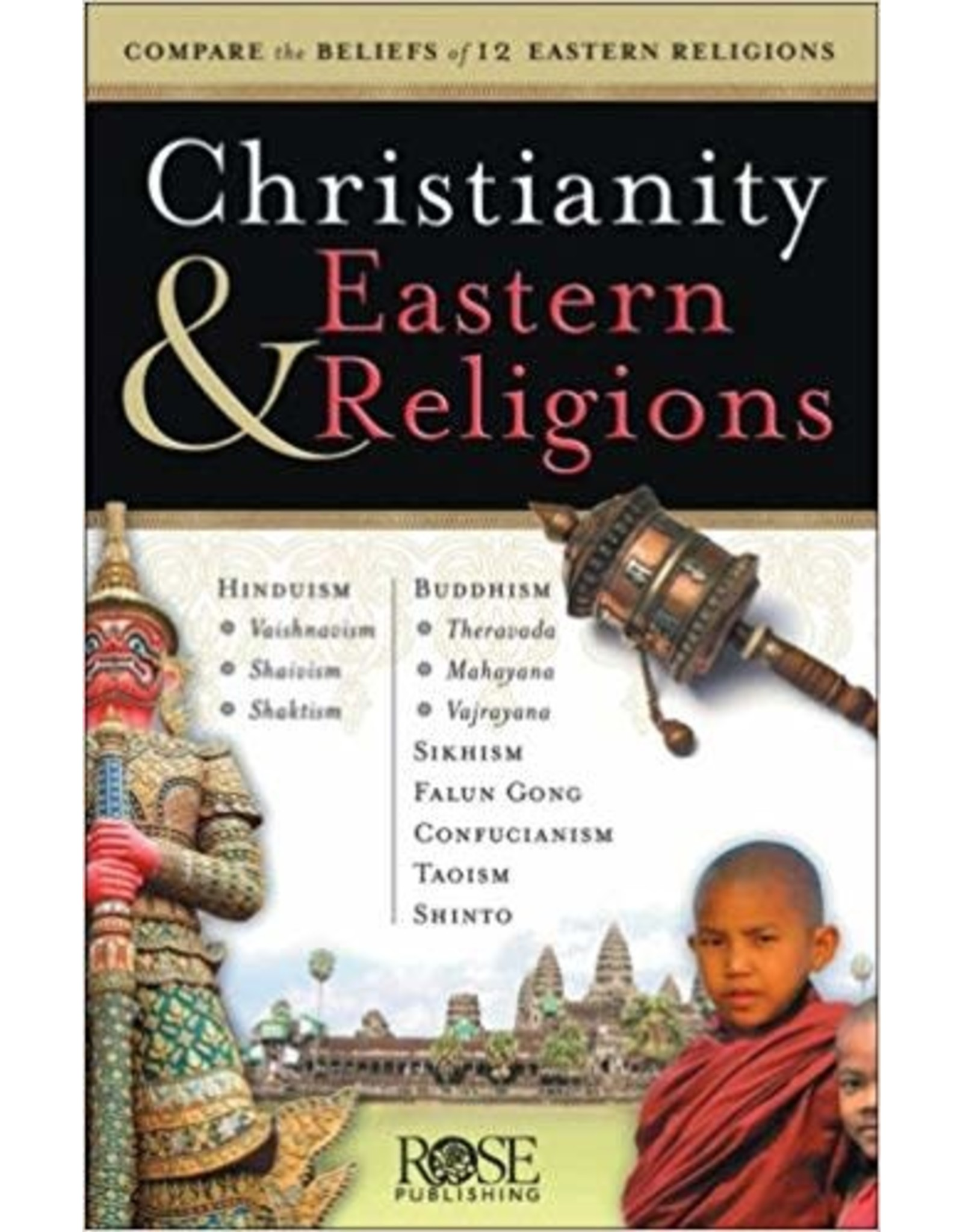 Rose Publishers Christianity and Eastern Religions