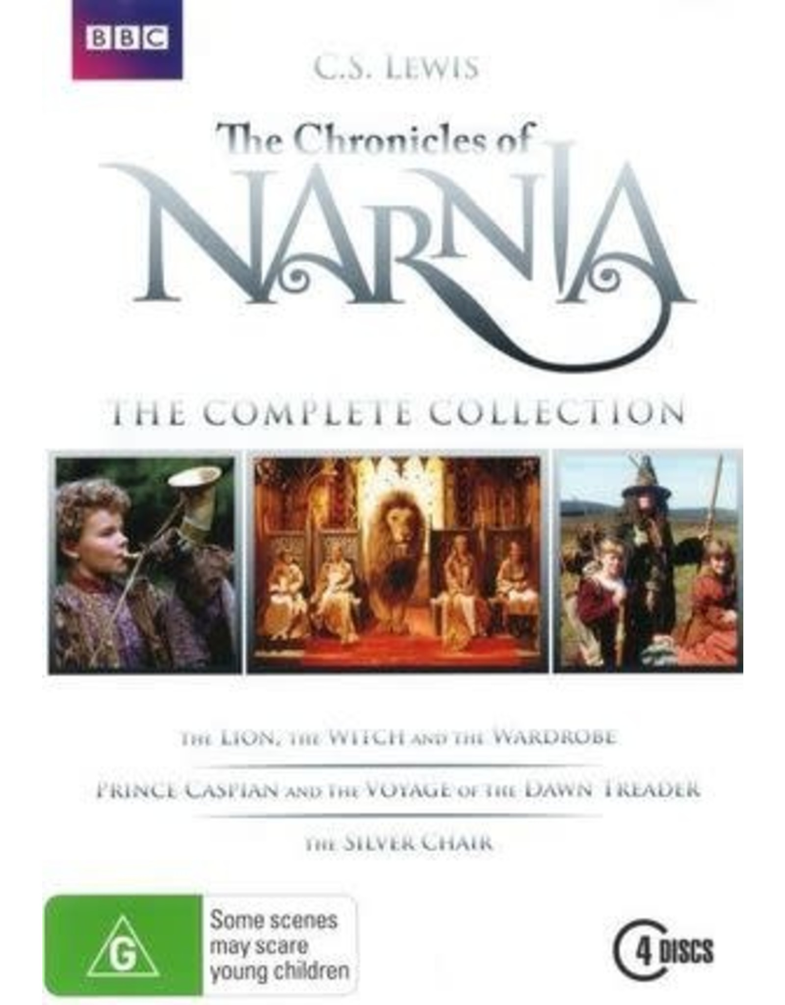 Lewis The Chronicles of Narnia, The Complete BBC Collection