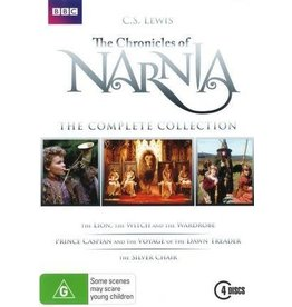 Lewis Chronicles of Narnia, The Complete BBC Collection, The