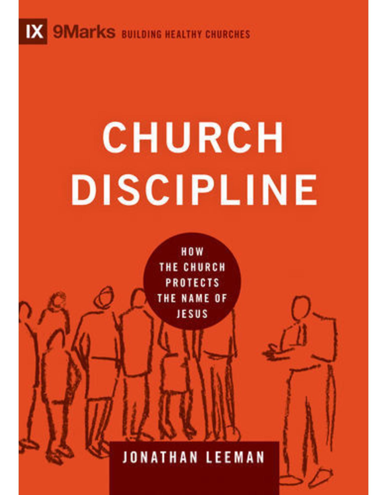Leeman Church Discipline