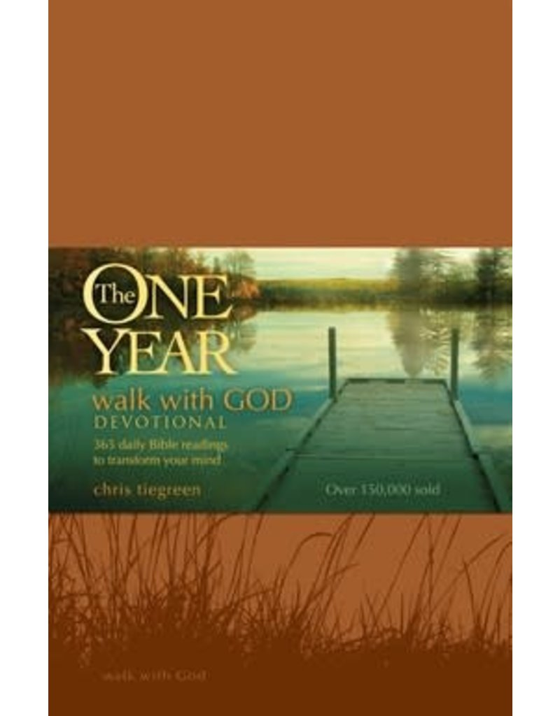 Tiegreen Walk With God - One Year