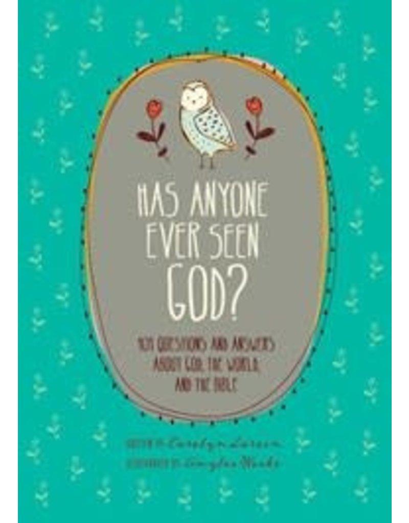 Larsen Has Anyone Ever Seen God?