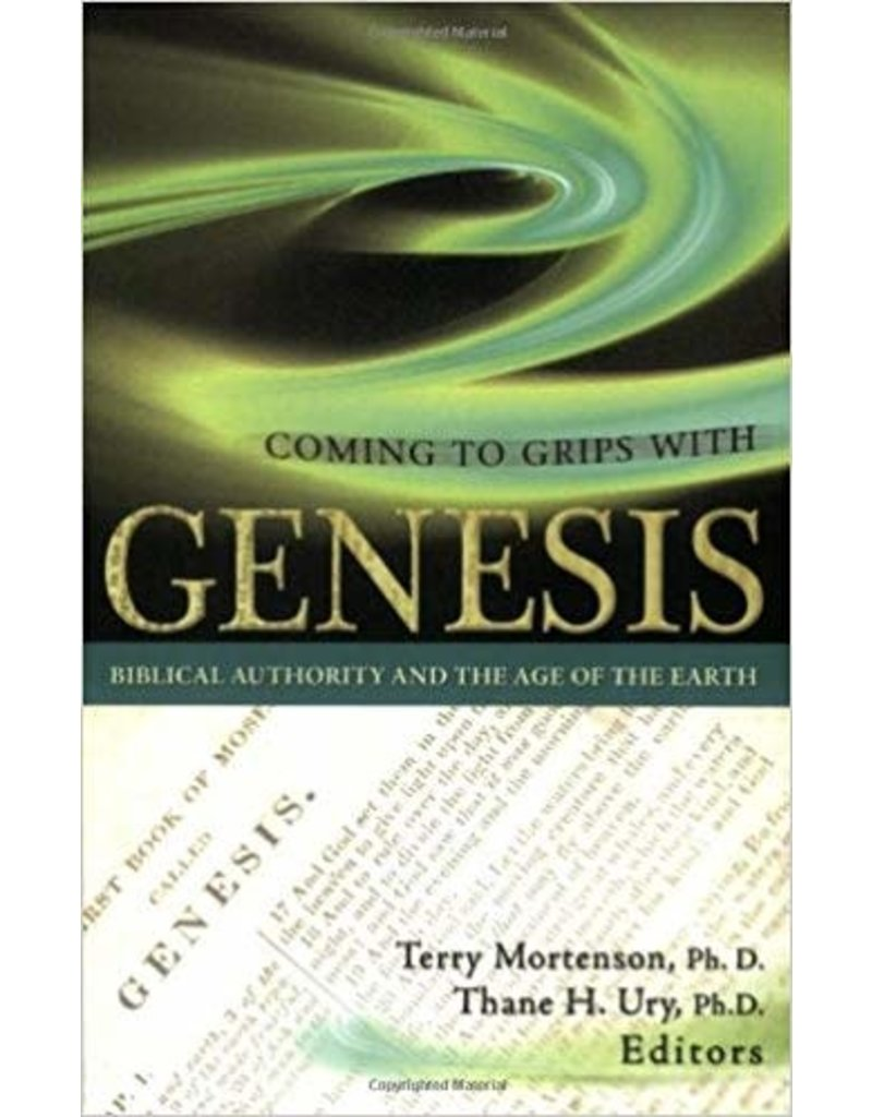 Mortenson Coming to Grips with Genesis