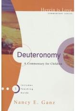 Ganz Commentary for Children: Deuteronomy