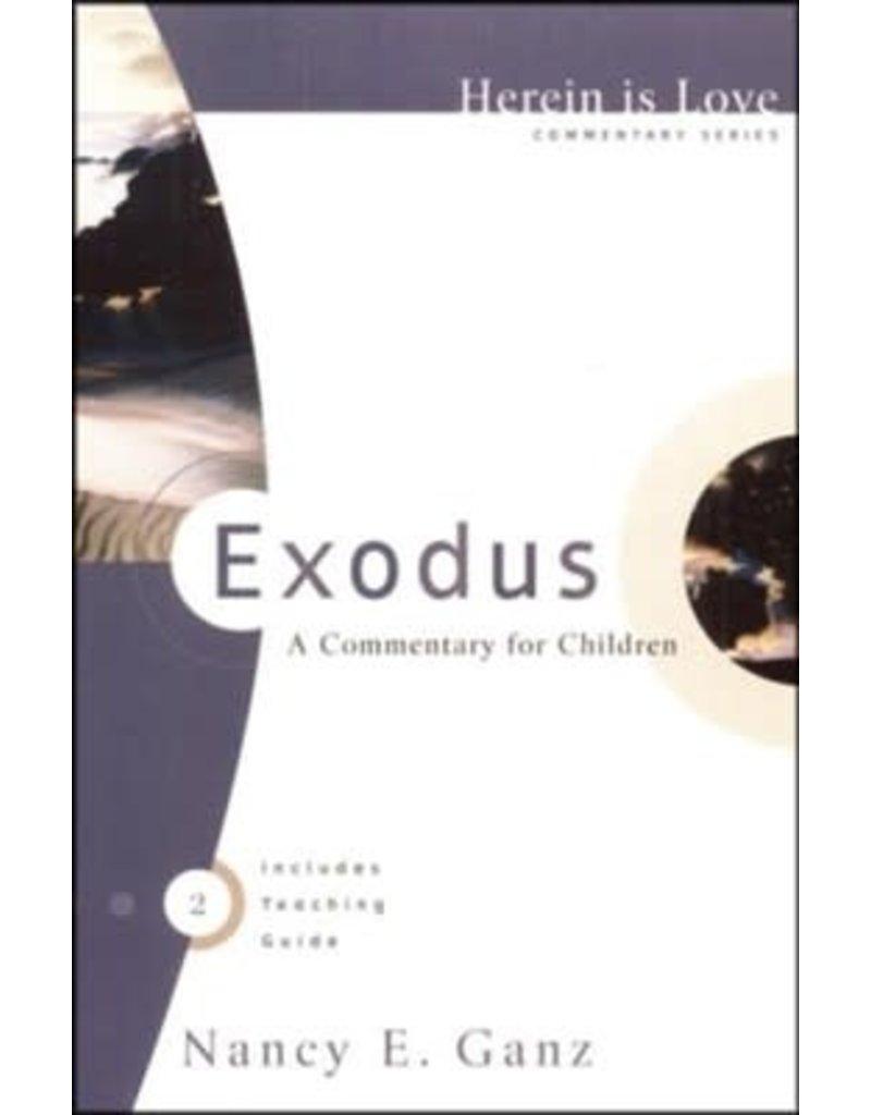 Ganz Commentary for Children: Exodus