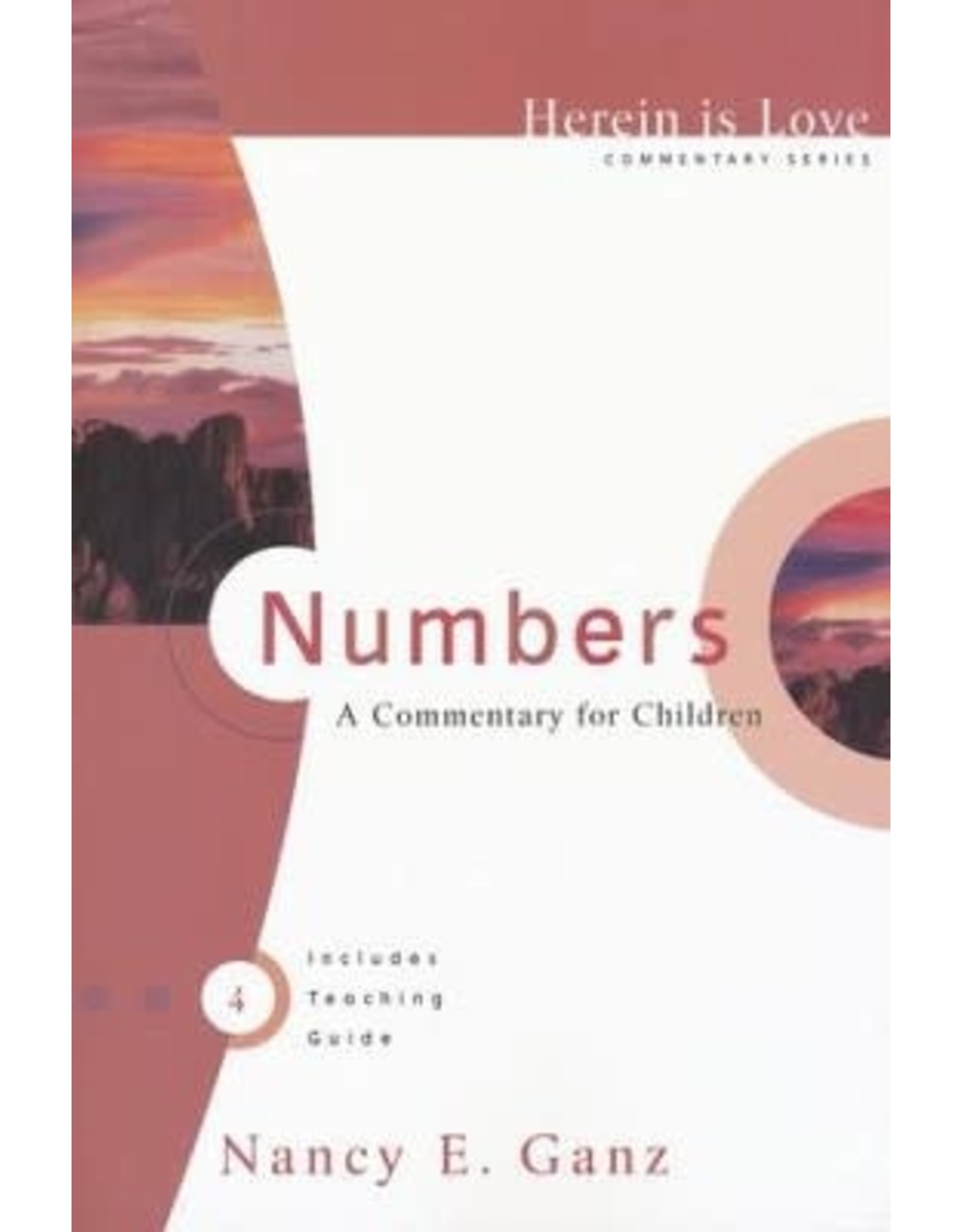 Ganz Numbers A Commentary for Children