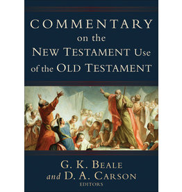 Carson Commentary on the New Testament Use of the Old Testament
