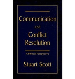 Scott Communication and Conflict Resolution