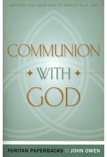 Owen Communion with God (Puritan Paperbacks)