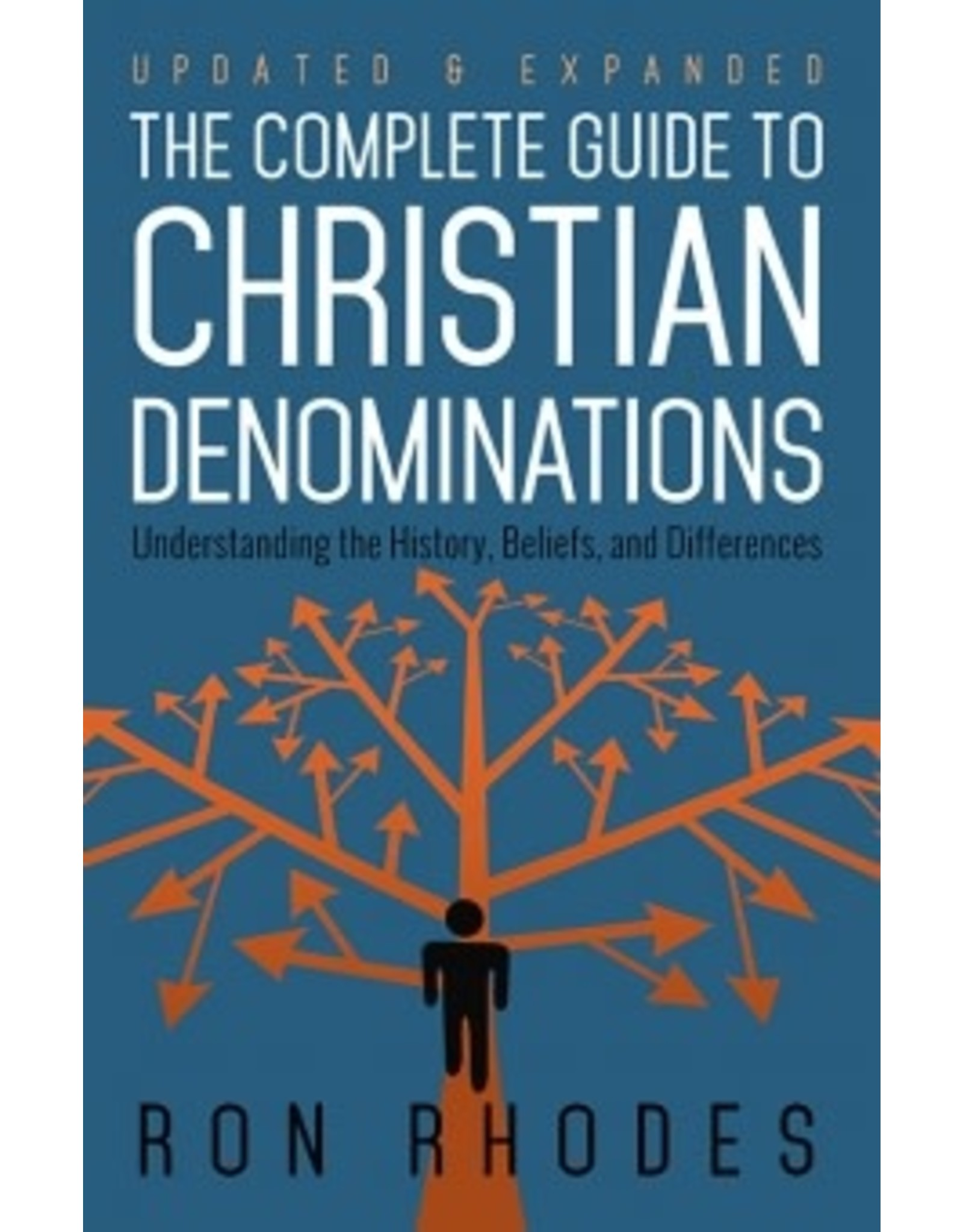 Rhodes The Complete Guide to Christian Denominations