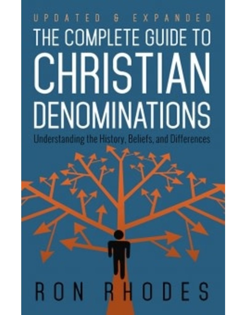 Rhodes Complete Guide to Christian Denominations, The