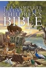 Emmerson Complete Illustrated Children's Bible Devotional