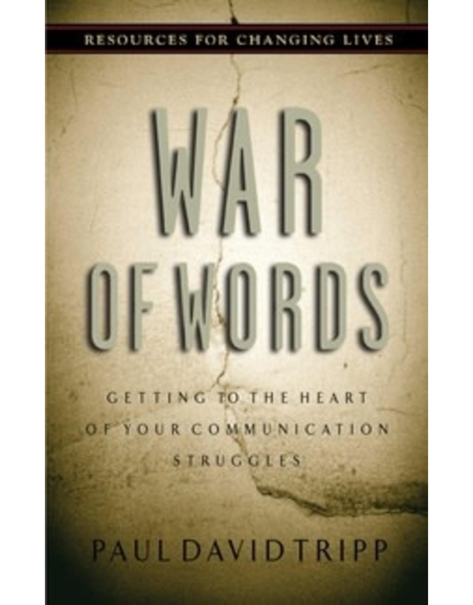Tripp War of Words