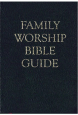 Beeke Family Worship Bible Guide, Bonded Leather