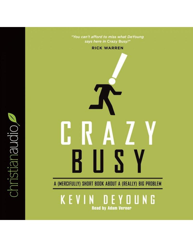 DeYoung Crazy Busy - Audio