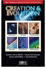 Rose Publishers Creation and Evolution