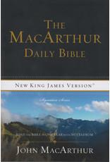 John MacArthur The MacArthur Daily Bible