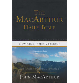 John MacArthur The MacArthur Daily Bible