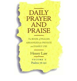 Law Daily Prayer and Praise, Vol 2