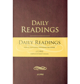 Ryle Daily Readings from All Four Gospels